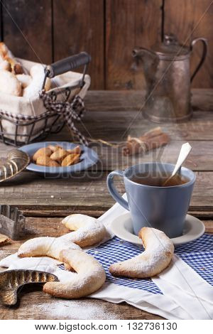 Tea And Sugar Cookies