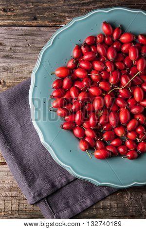 Plate Of Briar