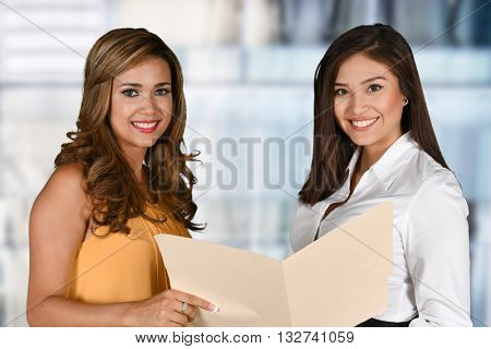 Person having a financial counseling session with advisor