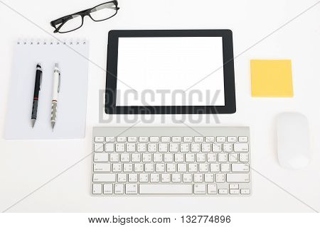 Digital Tablet Touch Pad Computer With Keyboard, Mouse