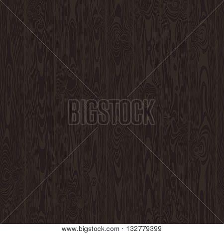 Wood planking dark background. Seamless wooden texture.