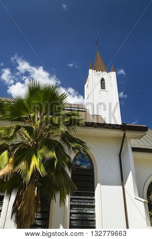St. Paul's Cathedral, Mahe, Seychelles
