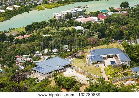 Mahe Luxury Residences, Seychelles