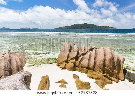 Anse Banane, La Digue, Seychelles