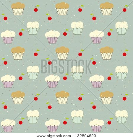 Background of cakes. print. For advertising, printing, printing paper, brochures, booklets, tickets, fabric