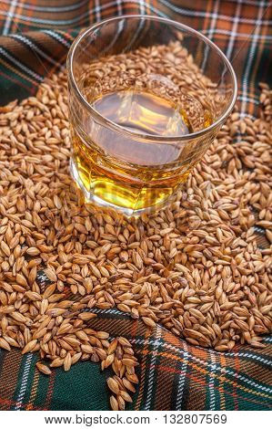 Whisky And Grains