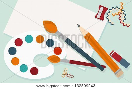 Workplace Illustrator Tools For Draw
