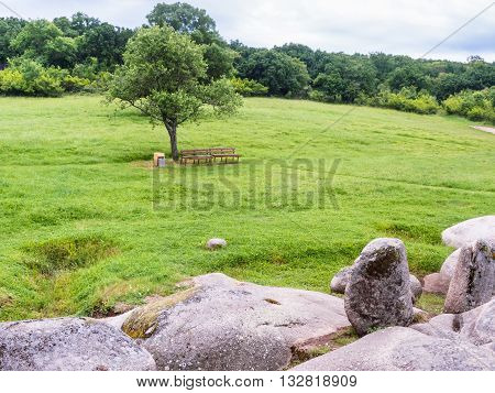 Open Air Ancient Monument Beglik Tash