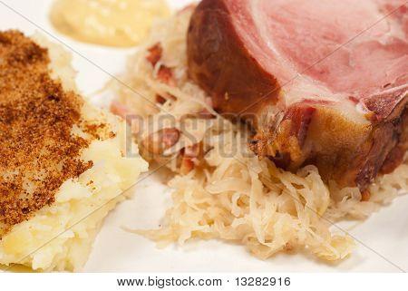 Kasseler Pork Chop