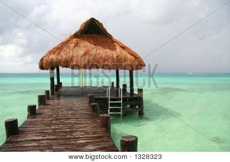 Caribbean Footbridge
