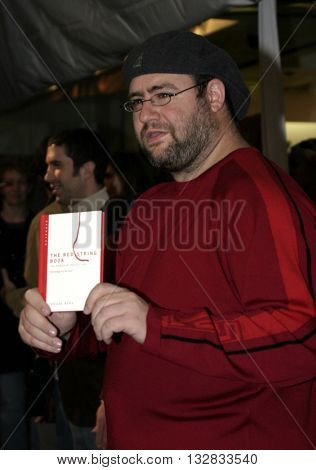 Author Yehuda Berg at the Book Launch Party For