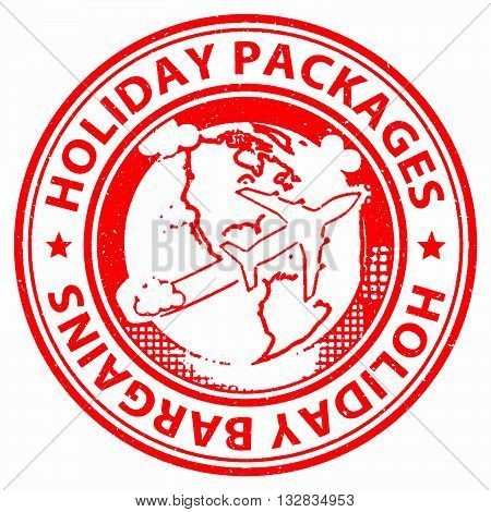 Holiday Packages Shows Fully Inclusive And Break