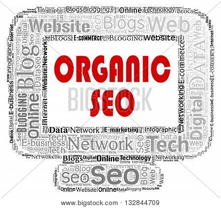 Organic Seo Means Computers Pc And Websites