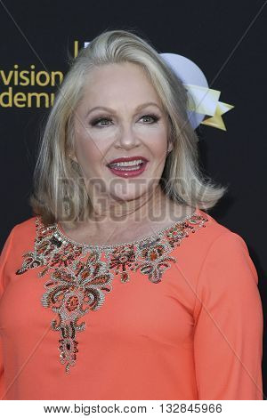 LOS ANGELES - JUN 2:  Charlene Tilton at the Television Academy 70th Anniversary Gala at the Saban Theater on June 2, 2016 in North Hollywood, CA
