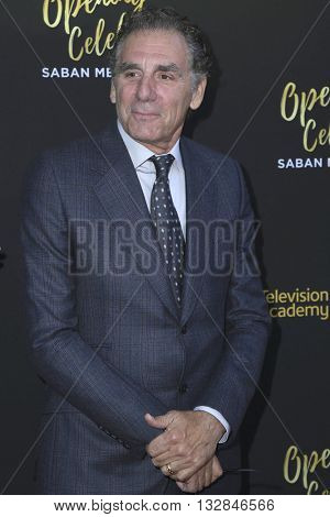 LOS ANGELES - JUN 2:  Michael Richards at the Television Academy 70th Anniversary Gala at the Saban Theater on June 2, 2016 in North Hollywood, CA