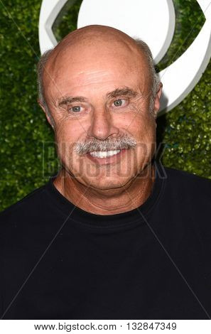 LOS ANGELES - JUN 2:  Phil McGraw at the 4th Annual CBS Television Studios Summer Soiree at the Palihouse on June 2, 2016 in West Hollywood, CA