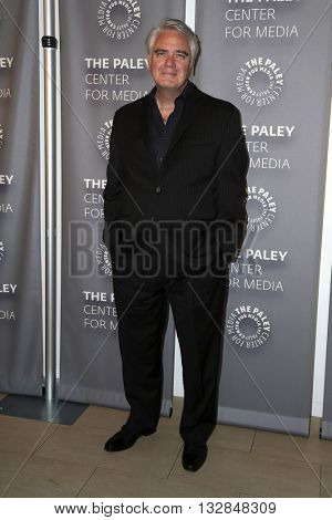 LOS ANGELES - MAY 26:  Michael Harney at the PaleyLive Presents Orange is the New Black at the Paley Center for Media on May 26, 2016 in Beverly Hills, CA