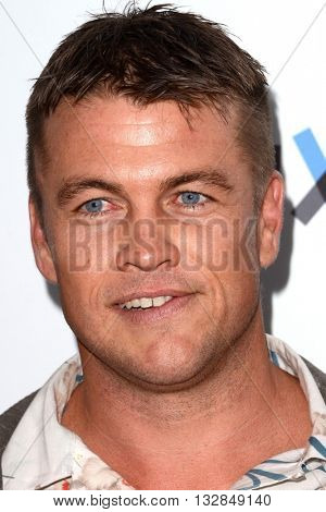 LOS ANGELES - JUN 1:  Luke Hemsworth at the 2016 Australians In Film Heath Ledger Scholarship Dinner at the Mr. C on June 1, 2016 in Beverly Hills, CA