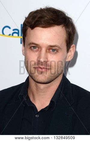 LOS ANGELES - JUN 1:  Oliver Ackland at the 2016 Australians In Film Heath Ledger Scholarship Dinner at the Mr. C on June 1, 2016 in Beverly Hills, CA