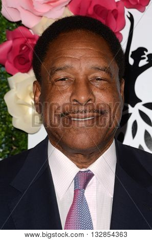 LOS ANGELES - JUN 4:  Dave Winfield at the 2016 Ladylike Women of Excellence Awards Gala at the Beverly Hilton Hotel on June 4, 2016 in Beverly Hills, CA