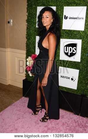 LOS ANGELES - JUN 4:  Draya Michele at the 2016 Ladylike Women of Excellence Awards Gala at the Beverly Hilton Hotel on June 4, 2016 in Beverly Hills, CA