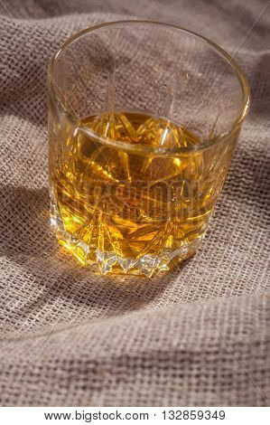 Whiskey On Sackcloth