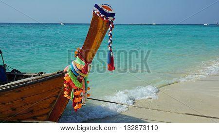 Long Beach On Ko Phi Phi Island