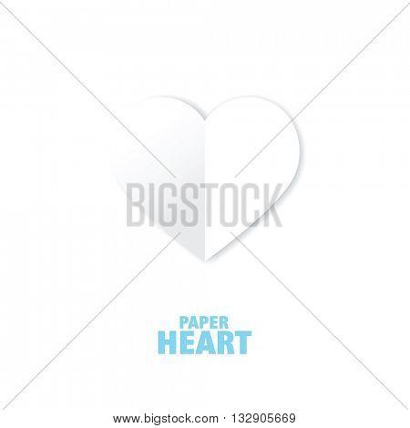 HEART - design graphic element