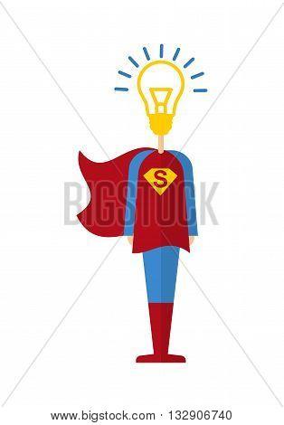 Female Superhero Generates Ideas