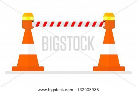 Two Traffic Cone