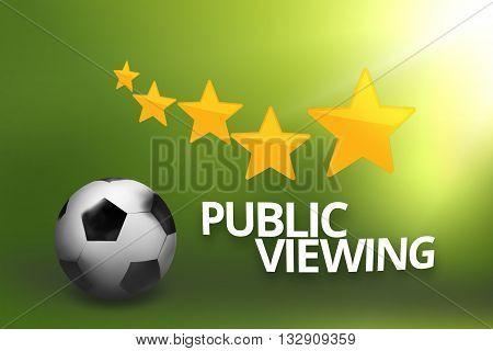 Football Soccer Ball graphic illustration modern image graphic