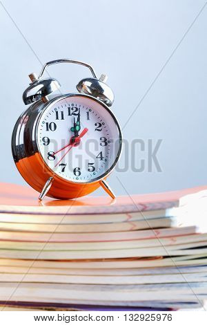 Clock And Copybooks