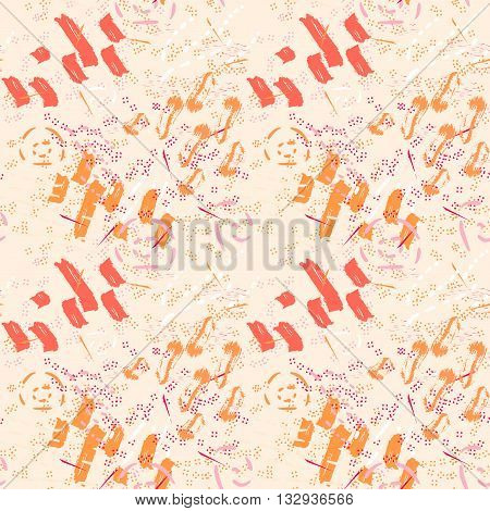 Memphis seamless pattern abstract background in retro vintage 80s 90s . Dye tie pattern for scrapbooking wrapping paper skins smartphones party design textile wallpapers surface design fashion