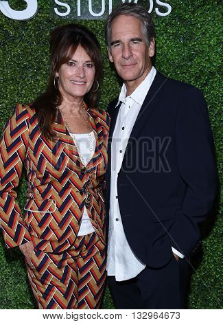 LOS ANGELES - JUN 02:  Scott Bakula & Chelsea Field arrives to the 2016 CBS Summer Soiree  on June 02, 2016 in Hollywood, CA.