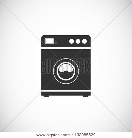 washing machine web icon
