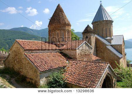 Ananuri fortress, Georgia