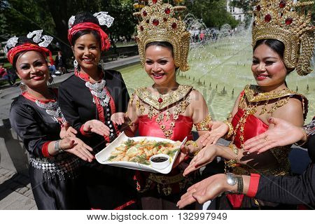 Thailand (thai) Culture Food