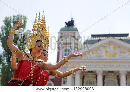Thailand (thai) Culture Dance