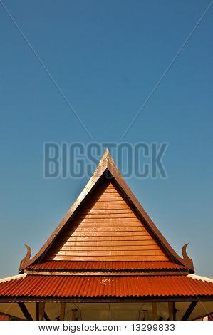Tradition thai shelter