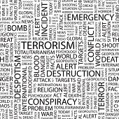 stock photo of tyranny  - TERRORISM - JPG