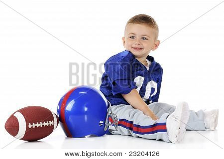 Football Toddler