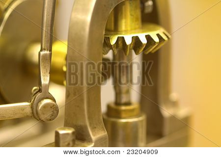 Retro mechanism