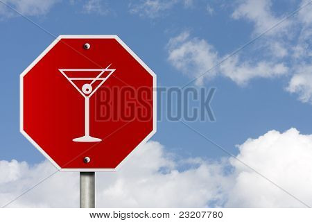 Stop Drinking And Driving