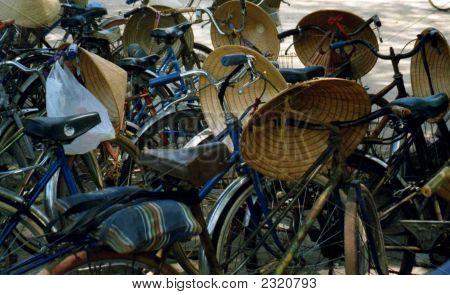 Bikes In Vietnam