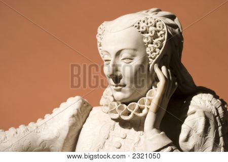 16Th Century Marble Sculpture