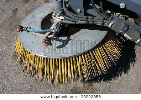 street brush