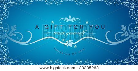 A Gift For You - Gift Certificate