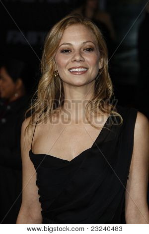 LOS ANGELES - NOV 22: Tamara Braun at the Premiere of 'Faster' held at Grauman's Chinese Theater in Los Angeles, California on November 22, 2010