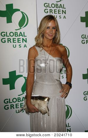 LOS ANGELES - MAR 3: Lady Victoria Hervey at the Global Green USA 7th Annual Pre-Oscar Party 'Greener Cities for a cooler Planet at Avalon in Los Angeles, California on March 3, 2010