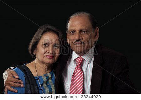 Mature Indian Couple
